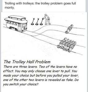 trolly hall large